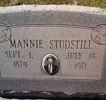 "STUDSTILL, EMMANUEL ""MANNIE"" - Levy County, Florida | EMMANUEL ""MANNIE"" STUDSTILL - Florida Gravestone Photos"