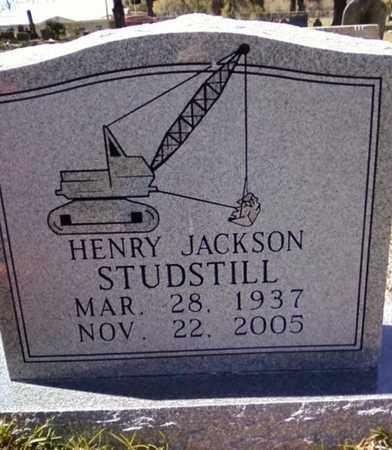 STUDSTILL, HENRY JACKSON - Levy County, Florida | HENRY JACKSON STUDSTILL - Florida Gravestone Photos