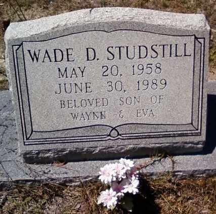 STUDSTILL, WADE D. - Levy County, Florida   WADE D. STUDSTILL - Florida Gravestone Photos