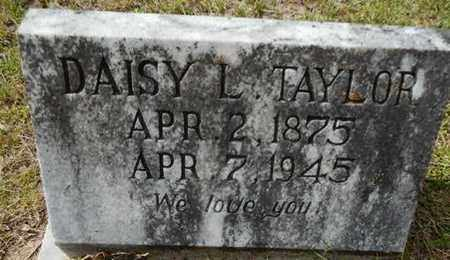 MARKEY TAYLOR, DAISY LILLIE LEE - Levy County, Florida | DAISY LILLIE LEE MARKEY TAYLOR - Florida Gravestone Photos