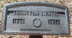 TILLIS, ARLINGTON LONGSTREET - Levy County, Florida | ARLINGTON LONGSTREET TILLIS - Florida Gravestone Photos