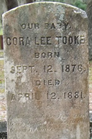 TOOKE, CORA LEE - Levy County, Florida   CORA LEE TOOKE - Florida Gravestone Photos
