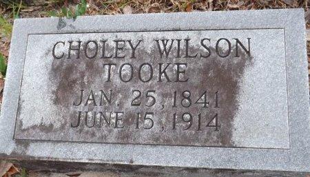 TOOKE, CHOLEY - Levy County, Florida | CHOLEY TOOKE - Florida Gravestone Photos