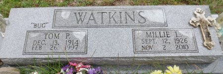 WATKINS, TOM PRICE - Levy County, Florida | TOM PRICE WATKINS - Florida Gravestone Photos