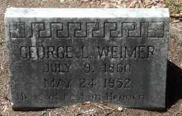 WEIMER, GEORGE - Levy County, Florida | GEORGE WEIMER - Florida Gravestone Photos