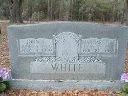 "CREWS WHITE, MARGARET M ""MAGGIE"" - Levy County, Florida | MARGARET M ""MAGGIE"" CREWS WHITE - Florida Gravestone Photos"