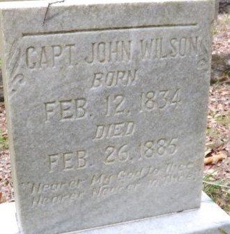 WILSON, JOHN - Levy County, Florida   JOHN WILSON - Florida Gravestone Photos