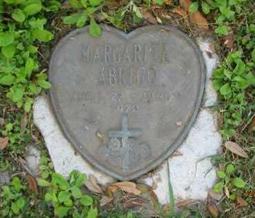 ABRIGO, MARGARITA - Manatee County, Florida | MARGARITA ABRIGO - Florida Gravestone Photos