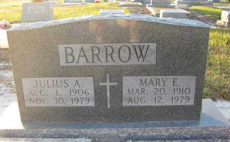 BARROW, MARY E - Manatee County, Florida | MARY E BARROW - Florida Gravestone Photos