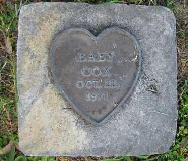 COX, BABY - Manatee County, Florida | BABY COX - Florida Gravestone Photos