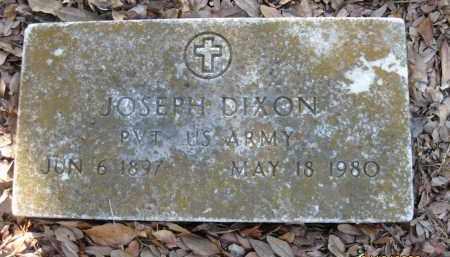 DIXON (VETERAN), JOSEPH - Manatee County, Florida   JOSEPH DIXON (VETERAN) - Florida Gravestone Photos
