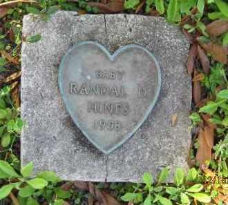HINES, RANDAL D - Manatee County, Florida | RANDAL D HINES - Florida Gravestone Photos