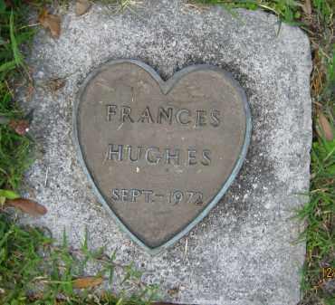 HUGHES, FRANCES - Manatee County, Florida | FRANCES HUGHES - Florida Gravestone Photos
