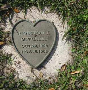 MITCHELL, HOUSTON J - Manatee County, Florida   HOUSTON J MITCHELL - Florida Gravestone Photos