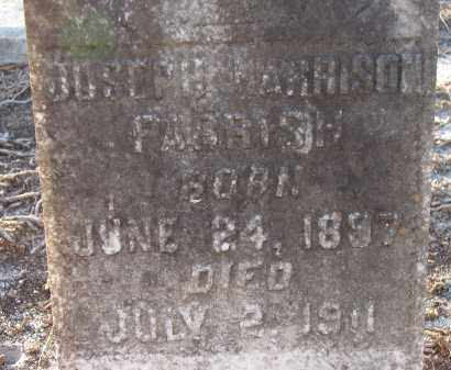 PARRISH, JOSEPH HARRISON - Manatee County, Florida | JOSEPH HARRISON PARRISH - Florida Gravestone Photos