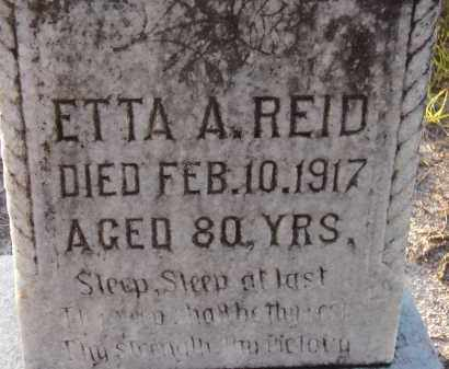REID, ETTA A. - Manatee County, Florida | ETTA A. REID - Florida Gravestone Photos
