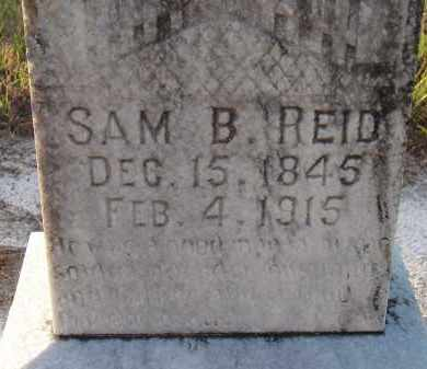 "REID, SAM BUTLER ""SAM"" - Manatee County, Florida 