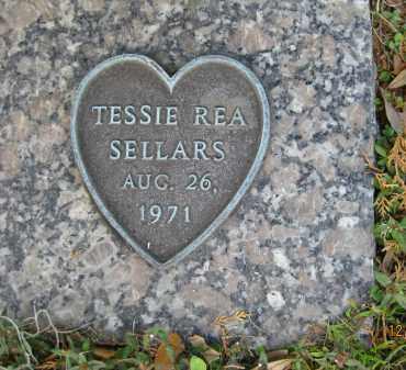 SELLARS, TESSIE REA - Manatee County, Florida | TESSIE REA SELLARS - Florida Gravestone Photos
