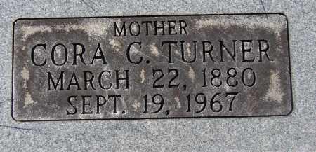 TURNER, CORA C. - Manatee County, Florida | CORA C. TURNER - Florida Gravestone Photos