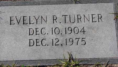 TURNER, EVELYN R. - Manatee County, Florida   EVELYN R. TURNER - Florida Gravestone Photos