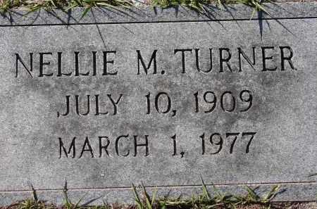 TURNER, NELLIE M. - Manatee County, Florida | NELLIE M. TURNER - Florida Gravestone Photos