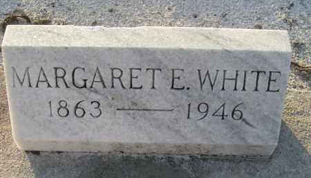 WHITE, MARGARET E - Manatee County, Florida   MARGARET E WHITE - Florida Gravestone Photos