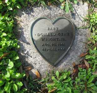 WRIGHT, JR, DONALD GENE - Manatee County, Florida | DONALD GENE WRIGHT, JR - Florida Gravestone Photos