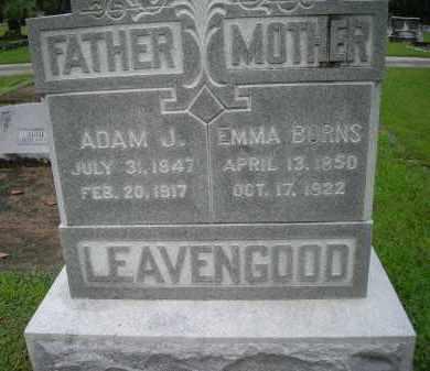 LEAVENGOOD, EMMA - Marion County, Florida | EMMA LEAVENGOOD - Florida Gravestone Photos