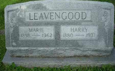 LEAVENGOOD, MARIE - Marion County, Florida | MARIE LEAVENGOOD - Florida Gravestone Photos