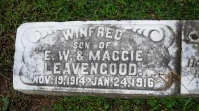 LEAVENGOOD, WINFRED - Marion County, Florida | WINFRED LEAVENGOOD - Florida Gravestone Photos