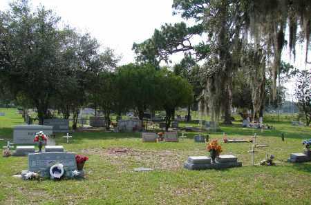 *BASINGER CEMETERY, OVERVIEW - Okeechobee County, Florida   OVERVIEW *BASINGER CEMETERY - Florida Gravestone Photos