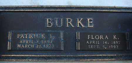 BURKE, PATRICK L. - Palm Beach County, Florida | PATRICK L. BURKE - Florida Gravestone Photos