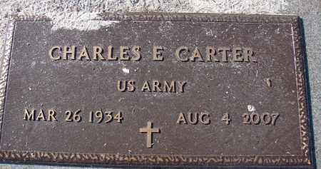 CARTER (VETERAN), CHARLES E. - Palm Beach County, Florida | CHARLES E. CARTER (VETERAN) - Florida Gravestone Photos
