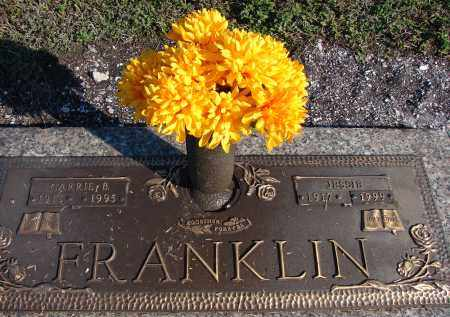 FRANKLIN, JESSIE - Palm Beach County, Florida | JESSIE FRANKLIN - Florida Gravestone Photos