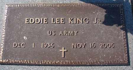 KING, JR (VETERAN), EDDIE LEE - Palm Beach County, Florida | EDDIE LEE KING, JR (VETERAN) - Florida Gravestone Photos