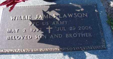 LAWSON (VETERAN), WILLIE JAMES - Palm Beach County, Florida   WILLIE JAMES LAWSON (VETERAN) - Florida Gravestone Photos