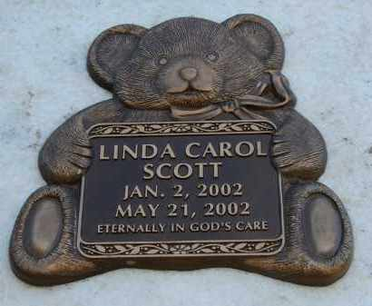 SCOTT, LINDA CAROL - Palm Beach County, Florida | LINDA CAROL SCOTT - Florida Gravestone Photos