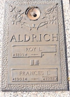 ALDRICH, ROY L.  - Pasco County, Florida | ROY L.  ALDRICH - Florida Gravestone Photos