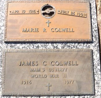 COLWELL, MARIE R.  - Pasco County, Florida | MARIE R.  COLWELL - Florida Gravestone Photos
