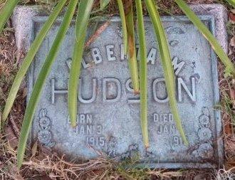 HUDSON, ALBERTA M.  - Pasco County, Florida | ALBERTA M.  HUDSON - Florida Gravestone Photos