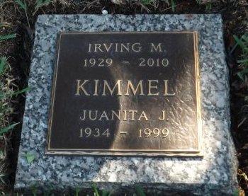 KIMMEL, IRVING M. - Pasco County, Florida | IRVING M. KIMMEL - Florida Gravestone Photos
