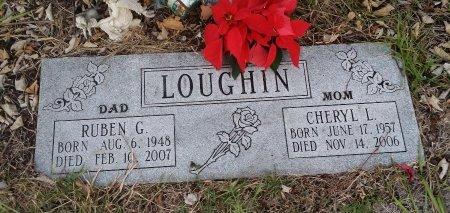 LOUGHIN, RUBEN G. - Pasco County, Florida | RUBEN G. LOUGHIN - Florida Gravestone Photos