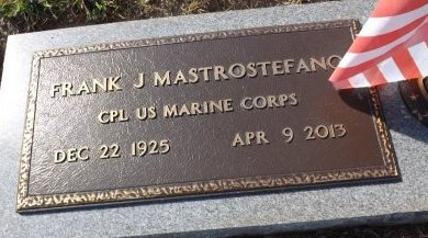 MASTROSTEFANO (VETERAN), FRANK J. (NEW) - Pasco County, Florida | FRANK J. (NEW) MASTROSTEFANO (VETERAN) - Florida Gravestone Photos