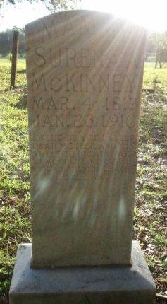 "MCKINNEY, SURENA A. ""MAMMY"" - Pasco County, Florida | SURENA A. ""MAMMY"" MCKINNEY - Florida Gravestone Photos"