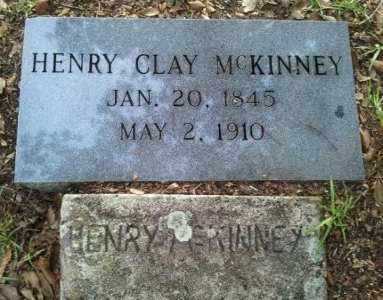 MCKINNEY (VETERAN CSA), HENRY CLAY (NEW) - Pasco County, Florida | HENRY CLAY (NEW) MCKINNEY (VETERAN CSA) - Florida Gravestone Photos