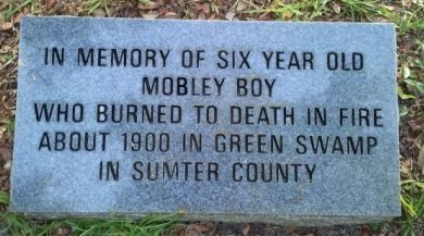 MOBLEY, UNKNOWN - Pasco County, Florida | UNKNOWN MOBLEY - Florida Gravestone Photos
