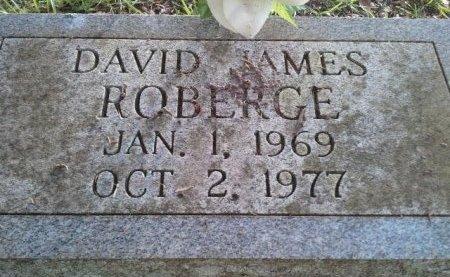 ROBERGE, DAVID JAMES - Pasco County, Florida | DAVID JAMES ROBERGE - Florida Gravestone Photos
