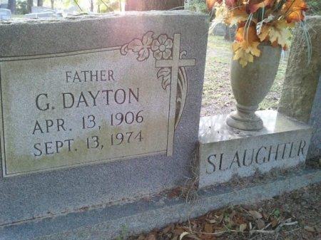 SLAUGHTER, G. DAYTON - Pasco County, Florida   G. DAYTON SLAUGHTER - Florida Gravestone Photos