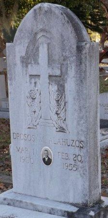 ALAHUZOS, DROSOS M. - Pinellas County, Florida | DROSOS M. ALAHUZOS - Florida Gravestone Photos