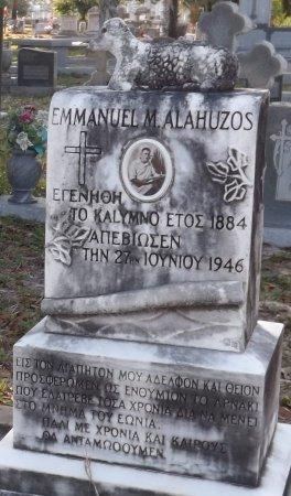 ALAHUZOS, EMMANUEL M. - Pinellas County, Florida   EMMANUEL M. ALAHUZOS - Florida Gravestone Photos